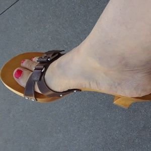 Cute Summer Sandals By MIA Size 9
